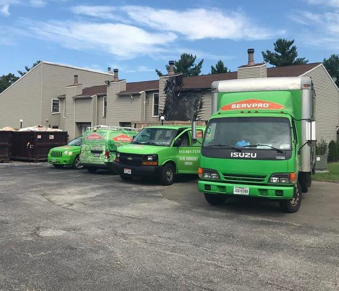 Why SERVPRO Storm Services: How Can They Assist Insurance Agents During Times of Disaster?