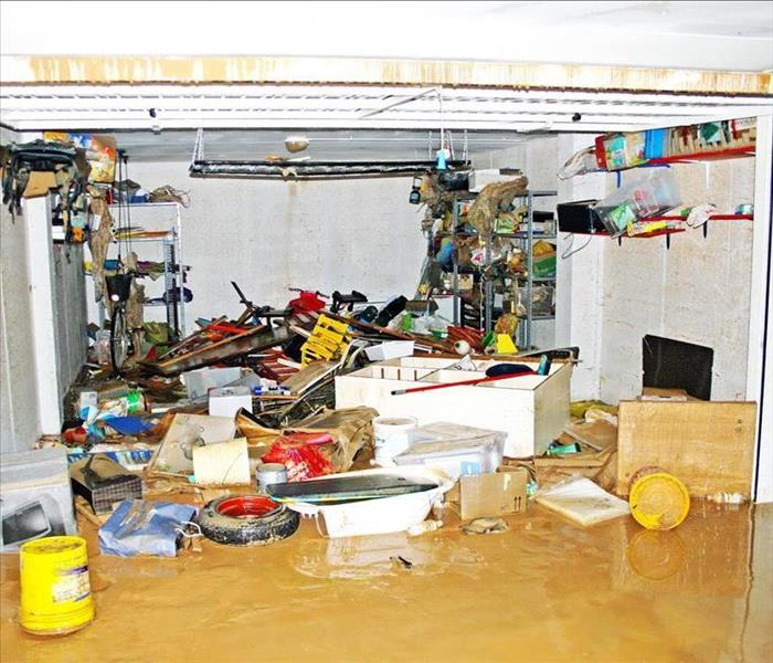 Water Damage Why Basements Flood