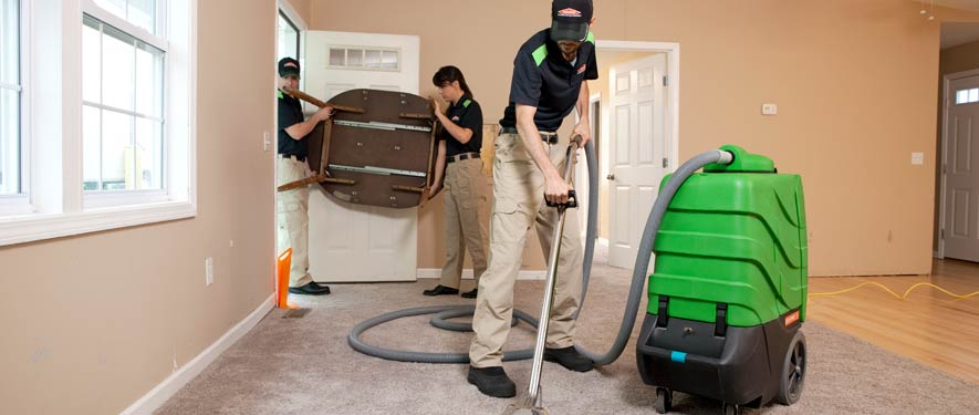 Hamilton, OH residential restoration cleaning